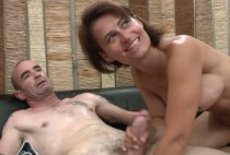 Photo couple amateur naturiste